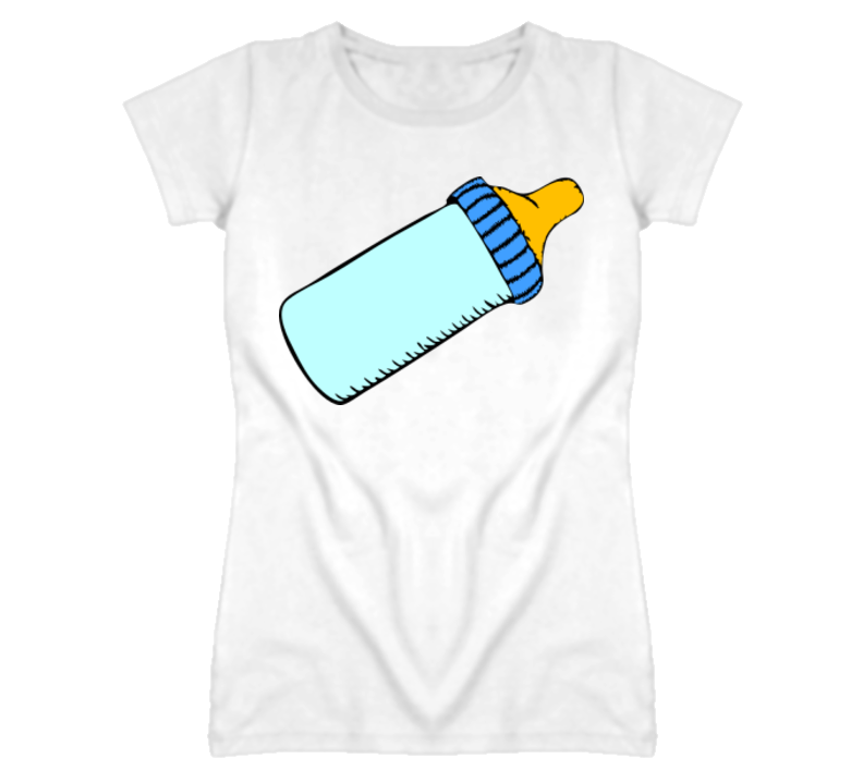Baby Bottle T-shirt