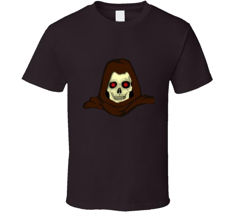 Evil Creature Graphic T Shirt