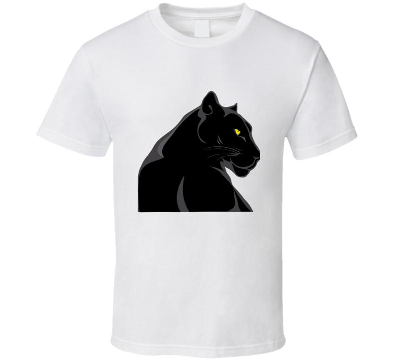 Black Panther Graphic Print T-shirt