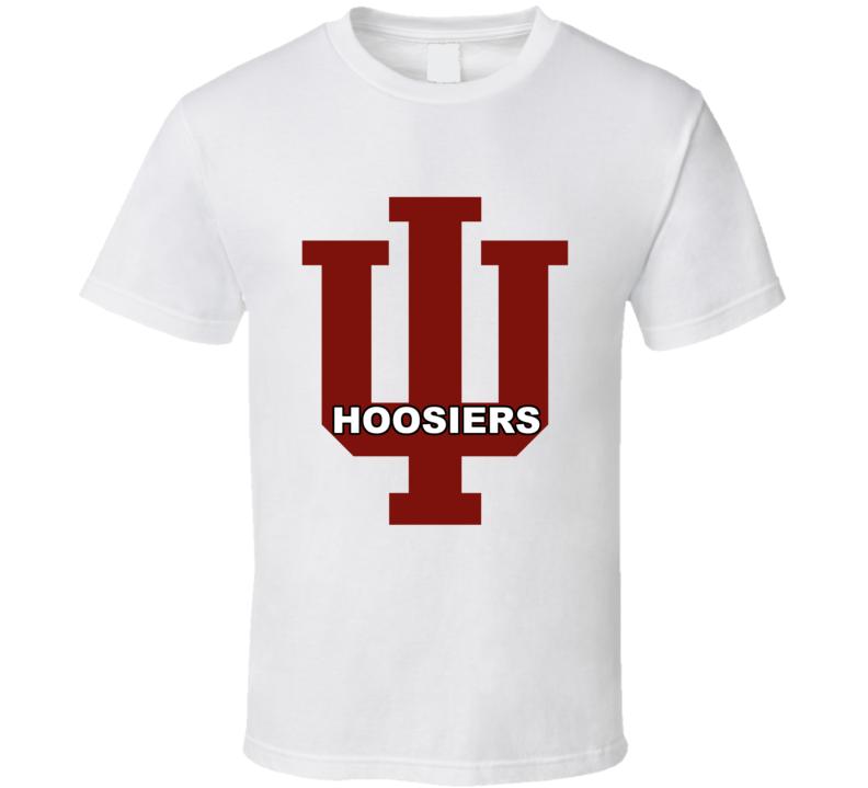 Indiana Hoosiers Basketball T-Shirt