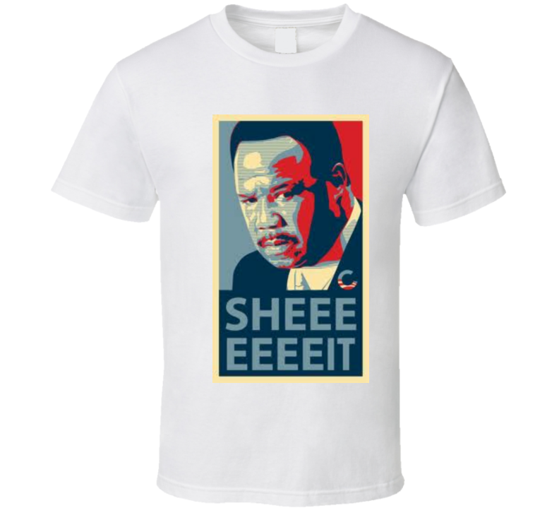 Clay Davis The Wire catch phrase T-Shirt.