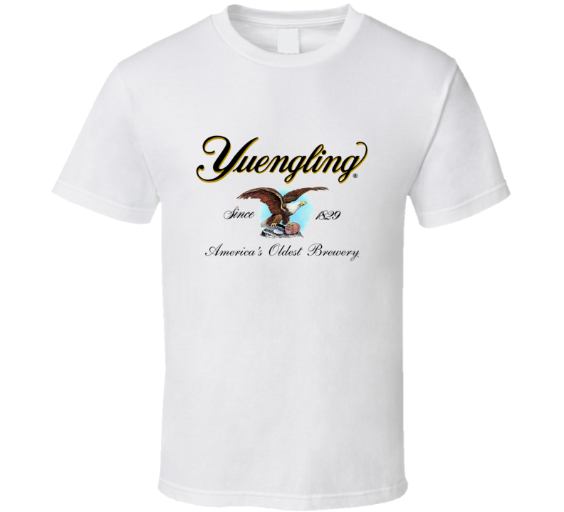 Yuengling Brewery Beer T Shirt