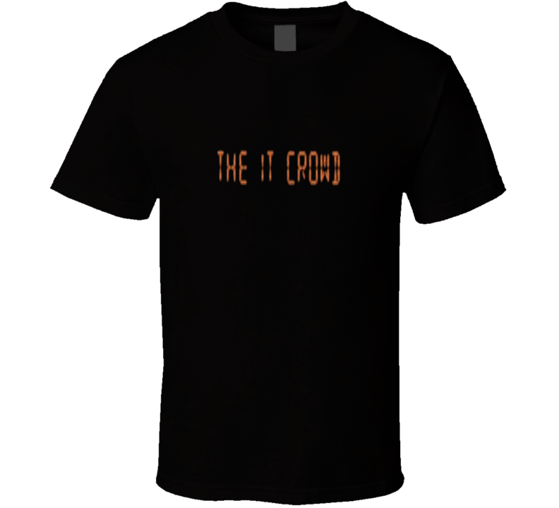 The IT Crowd logo T Shirt