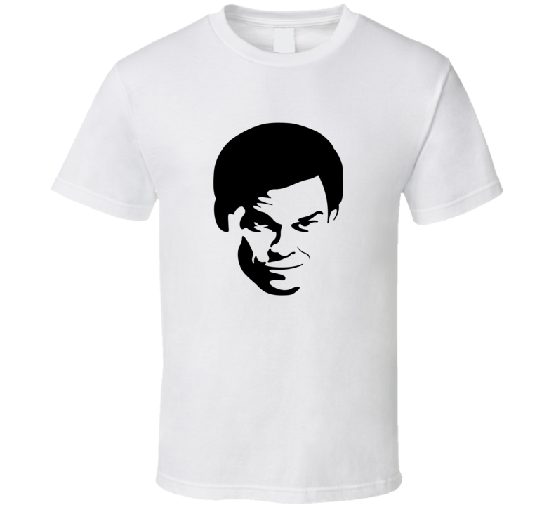 Dexter Michael C Hall Image T Shirt