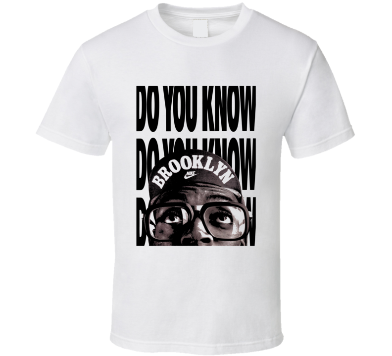 Mars Blackmon Do You Know T Shirt