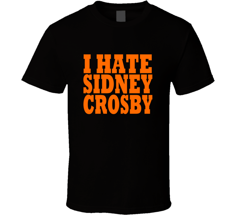 I hate Sidney Crosby T Shirt