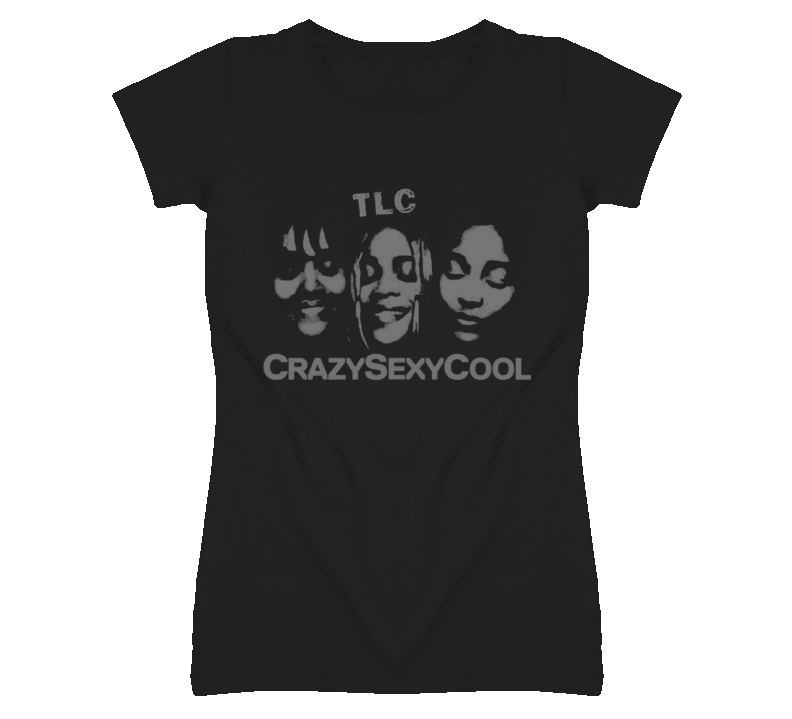 TLC Crazy Sexy Cool biopic T Shirt
