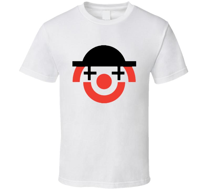 Conklin Carny clown logo T Shirt
