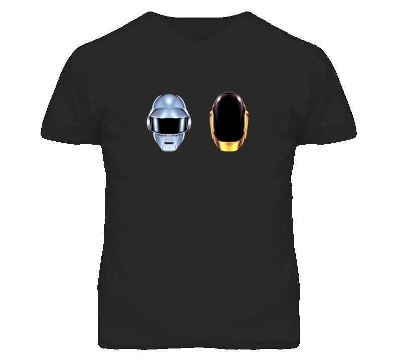 Daft Punk helmet T Shirt