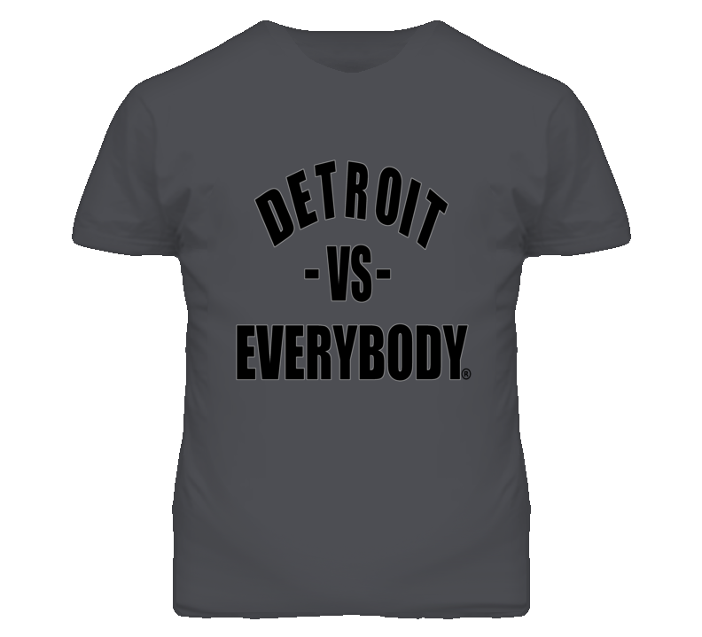 Keith Urban Detroit vs Everybody T Shirt