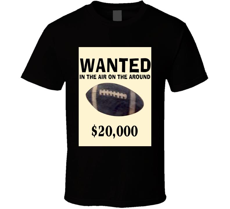 Ed Reed Antonio Cromartie Wanted T Shirt