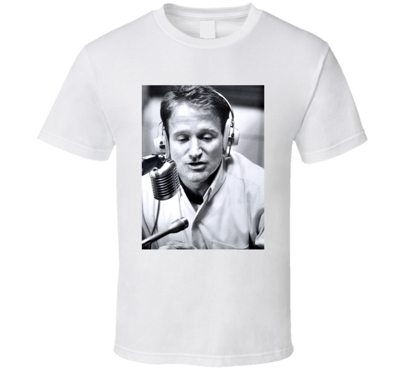 Robin Williams Good Morning Vietnam image T Shirt