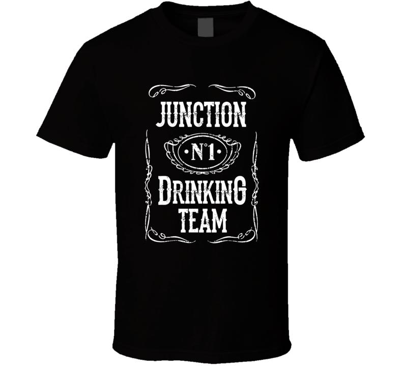 Toronto Junction Drinking Team T Shirt