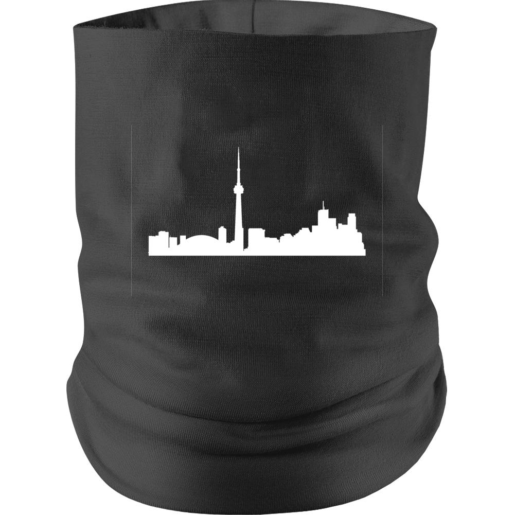 Toronto Silhouette Image Neck Gaiter Neck gaiter
