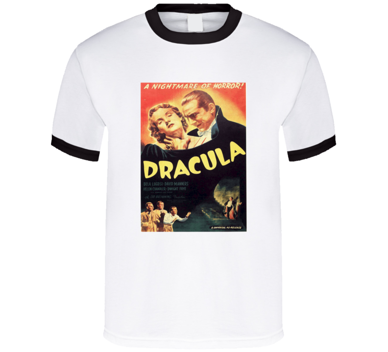 Dracula Movie Poster T Shirt