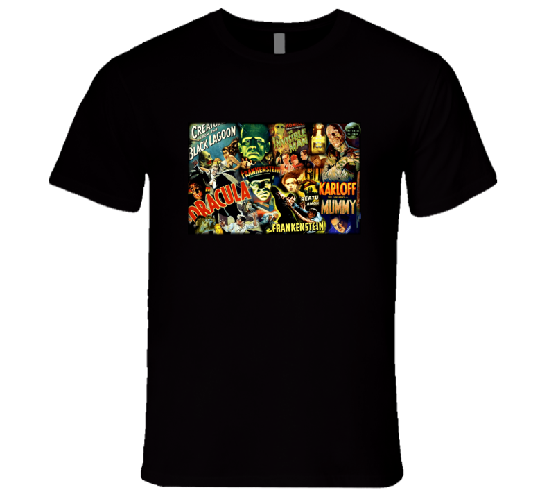 Monster Movie image T Shirt