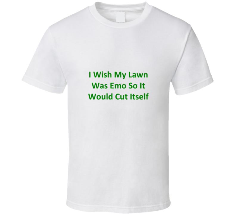 Emo The Lawn T Shirt