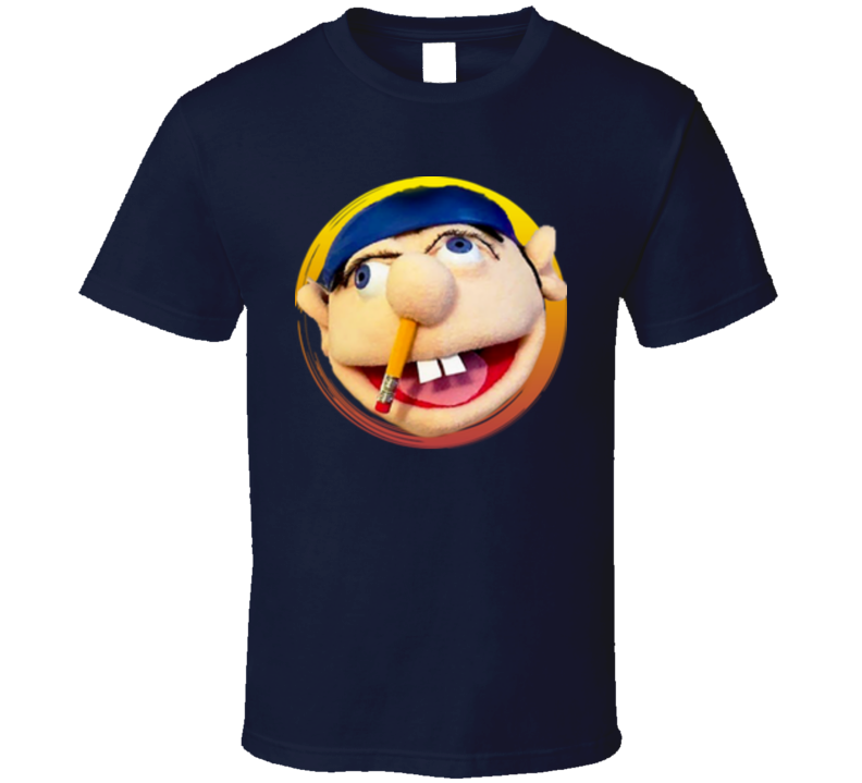 Cool Jeffy T shirt Funny Puppet Show Mario and Jeffy Shirt