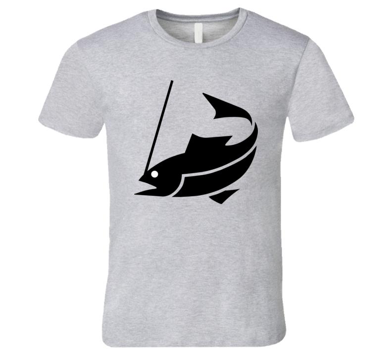 Filthy Hooker Fishing Gear T Shirt