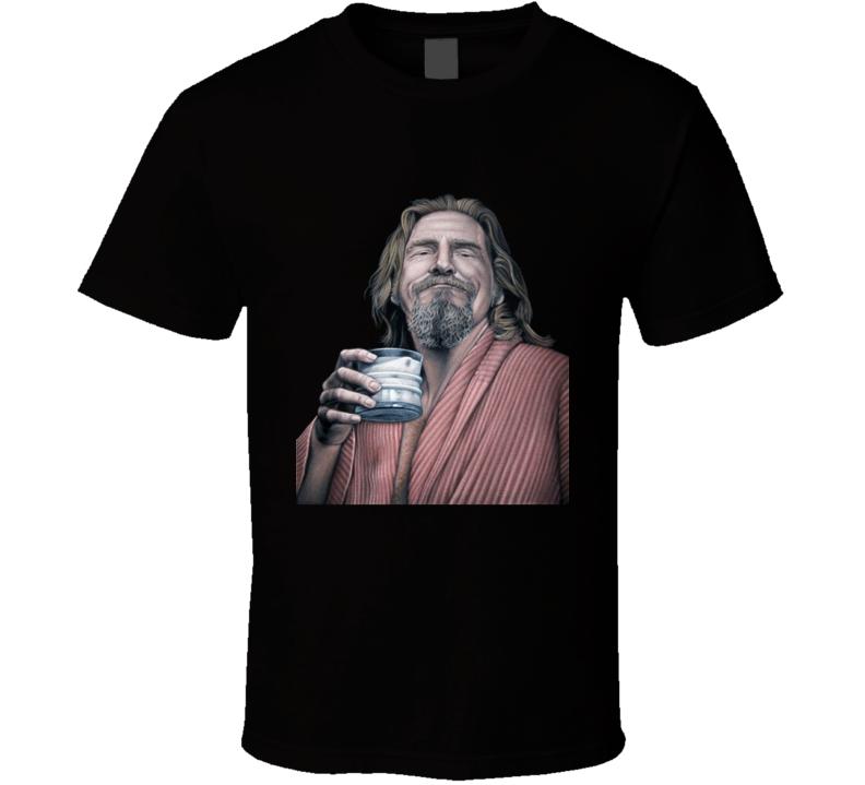The Dude The Big Lebowski Movie T Shirt