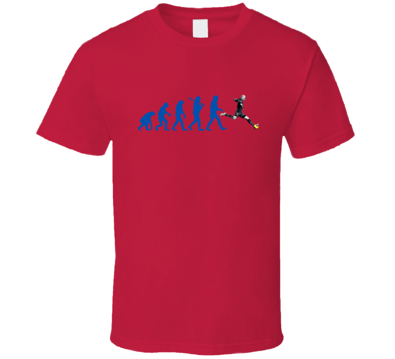 Brad Guzan Team USA Evolution Copa America Cup Soccer Futball T Shirt