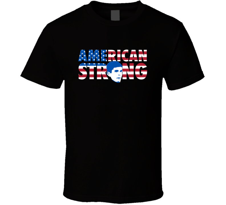 Christian Pulisic Team USA American Strong Copa America Cup Soccer Futball T Shirt