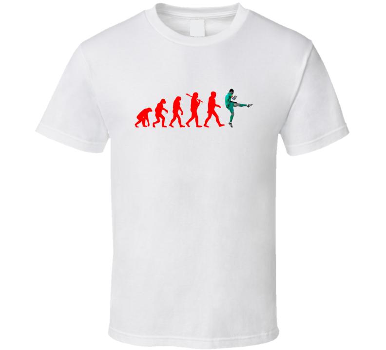 Claudio Bravo Team Chile Evolution Copa America Cup Soccer Futball T Shirt