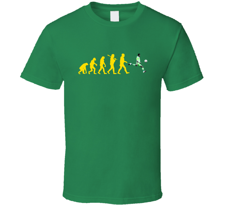 Andre Blake Team Jamaica Evolution Copa America Cup Soccer Futball T Shirt