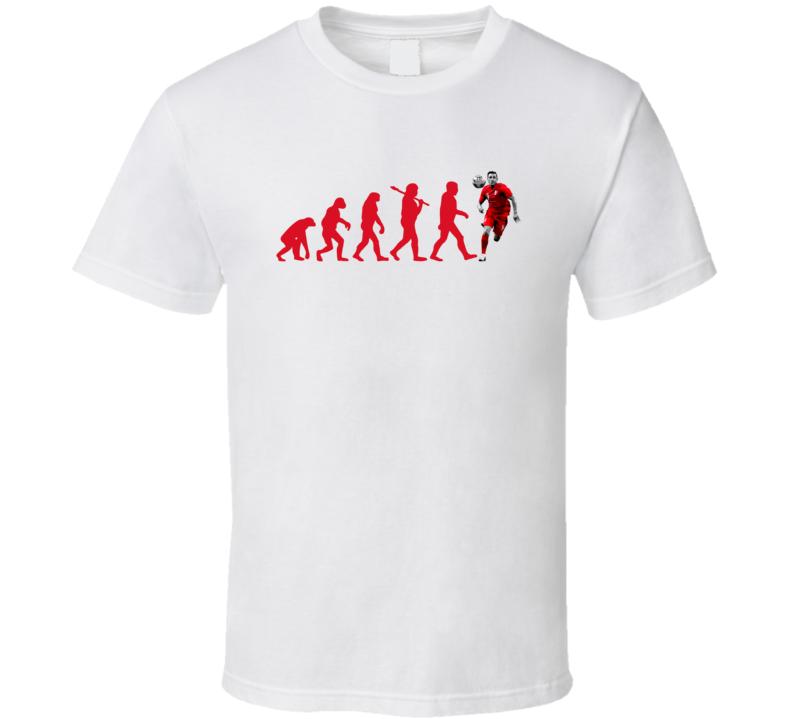 Yoshimar Yotun Team Peru Evolution Copa America Cup Soccer Futball Fan T Shirt
