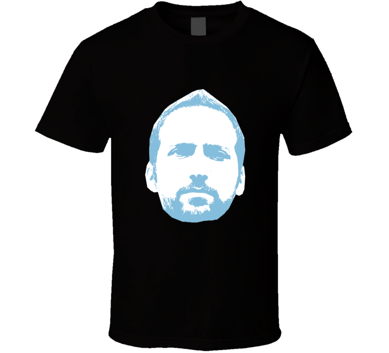 Gonzalo Higuain Head Team Argentina Player Copa America Cup Soccer Futball T Shirt