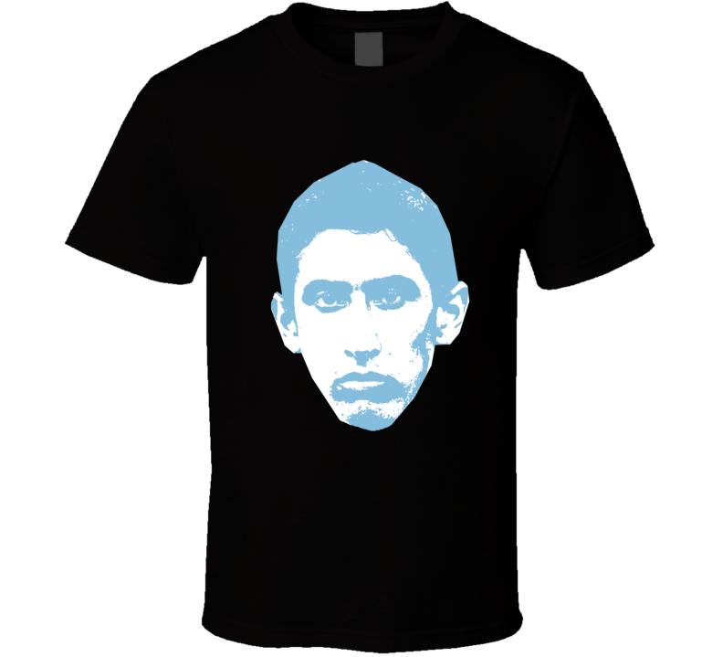 Angel Di Maria Head Team Argentina Player Copa America Cup Soccer Futball T Shirt