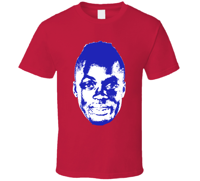 Mechack Jerome Face Team Haiti Player Copa America Cup Soccer Futball T Shirt