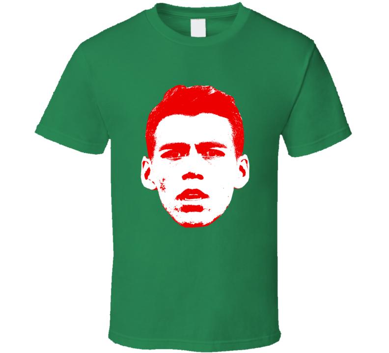 Hector Moreno Face Team Mexico Player Copa America Cup Soccer Futball T Shirt
