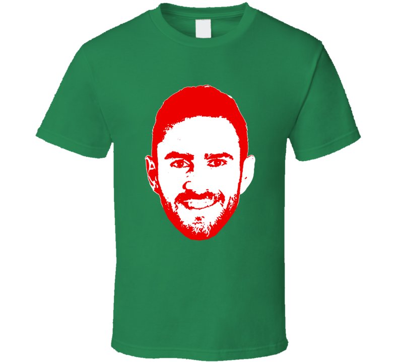 Miguel Layun Head Team Mexico Player Copa America Cup Soccer Futball T Shirt