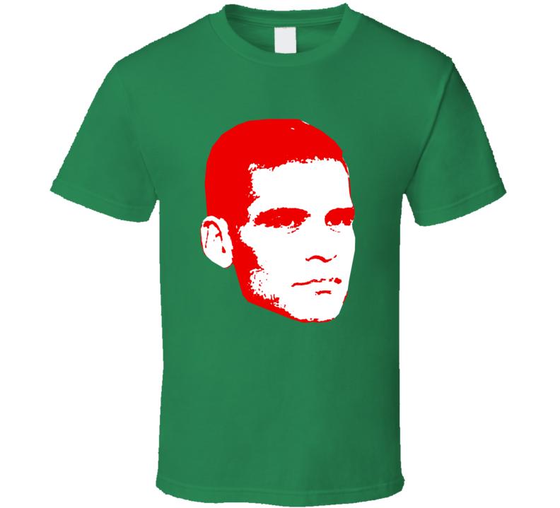 Rafael Rafa Marquez Face Team Mexico Player Copa America Cup Soccer Futball T Shirt