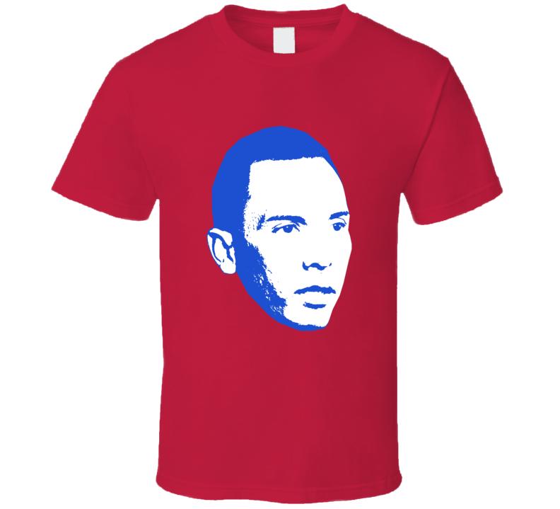 Blas Perez Face Team Panama Player Copa America Cup Soccer Fan Futball T Shirt