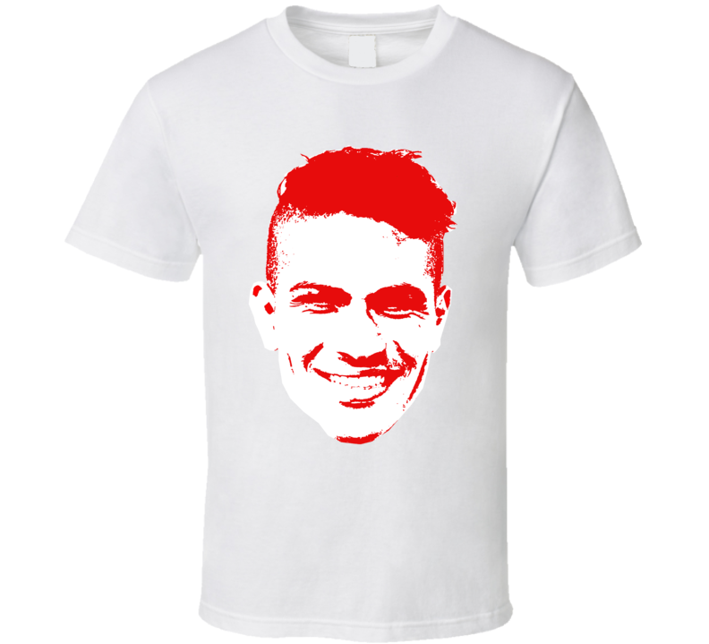 Paolo Guerrero Face Team Peru Player Copa America Cup Soccer Futball T Shirt