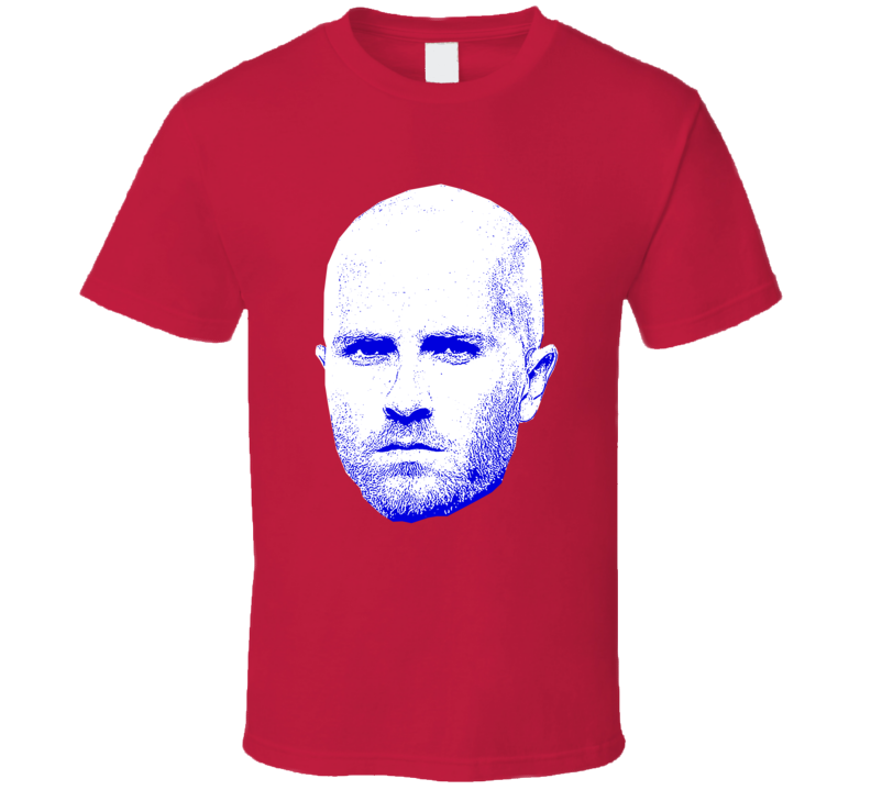 MF Michael Bradley Face Team USA Player Copa America Cup Soccer Futball T Shirt