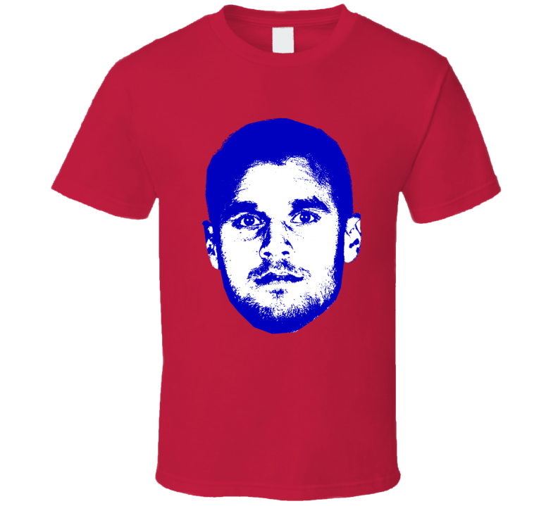 Chris Wondolowski Head Team USA Player Copa America Cup Soccer Futball T Shirt