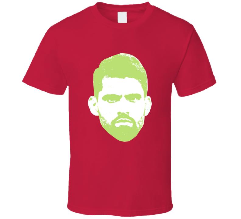 Tomas Rincon Face Team Venezuela Player Copa America Cup Soccer Futball T Shirt