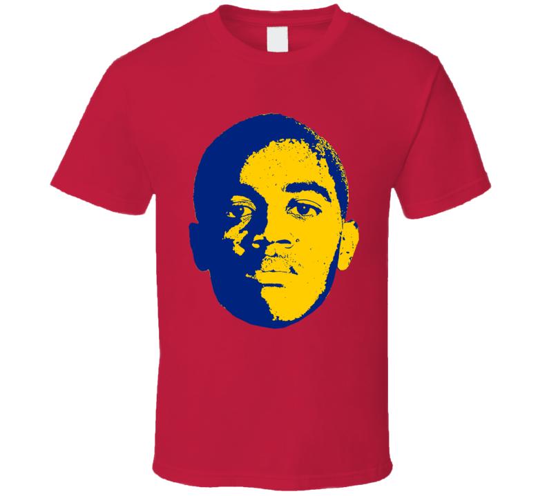 Wuilker Farinez Big Head Face Team Venezuela Copa America Cup Soccer Football Futbol T Shirt