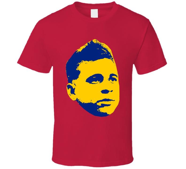 Yeferson Soteldo Big Head Face Team Venezuela Copa America Cup Soccer Football Futbol T Shirt