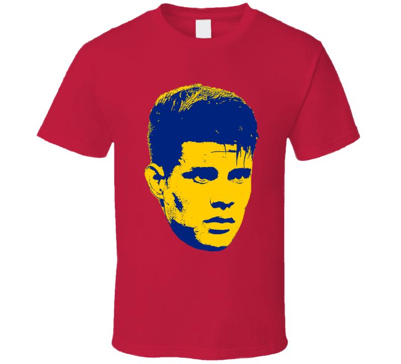 Yordan Osorio Big Head Face Team Venezuela Copa America Cup Soccer Football Futbol T Shirt