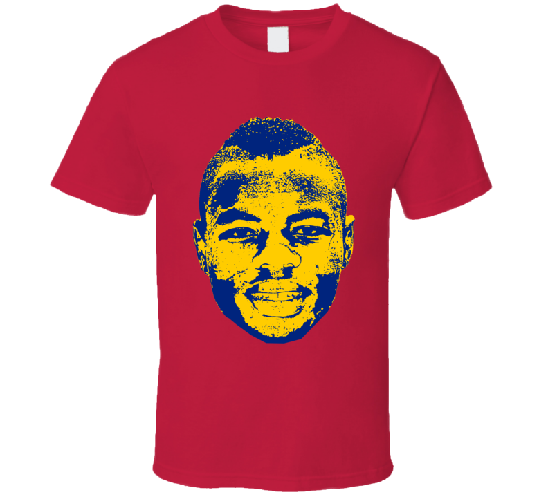 Jhon Murillo Big Head Face Team Venezuela Copa America Cup Soccer Football Futbol T Shirt
