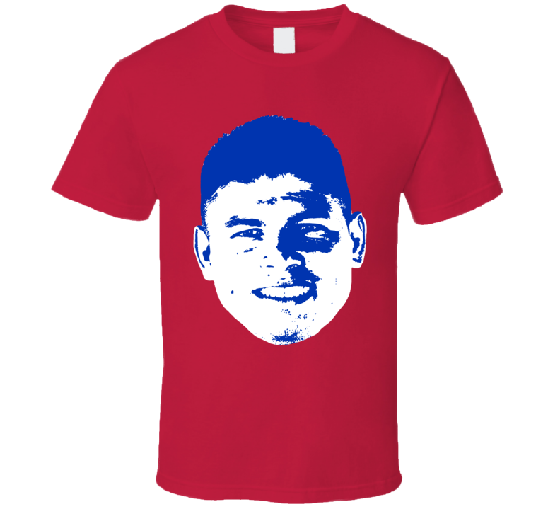 Alfredo Aguilar Big Head Face Team Paraguay Copa America Cup Soccer Football Futball T Shirt