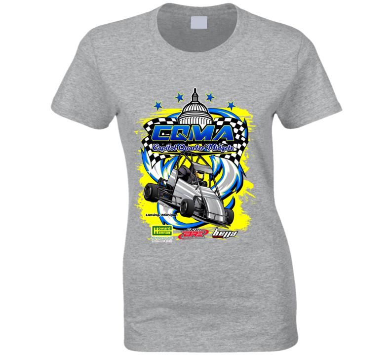Cqma Event Ladies T Shirt