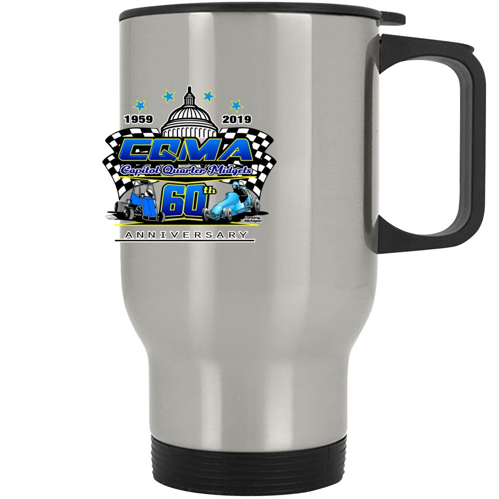 Cqma 60th Mug Stainless Mug