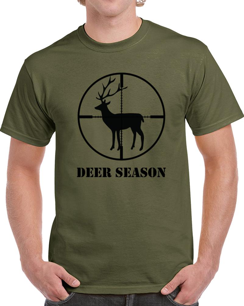 Hunting Deer Season