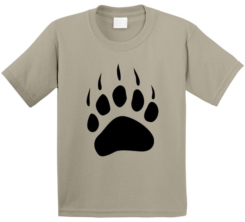 Bear Paw T Shirt