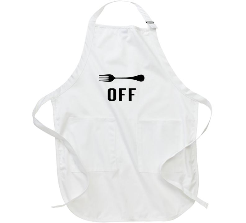 Fork Off Apron